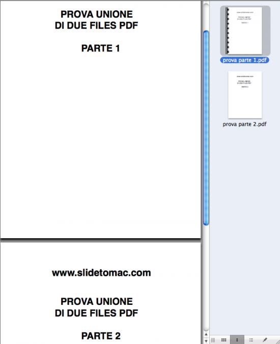 Come unire file PDF in un unico file La guida per Mac e Windows