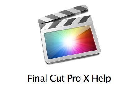 iniziamo ad utilizzare final cut pro x slidetomac
