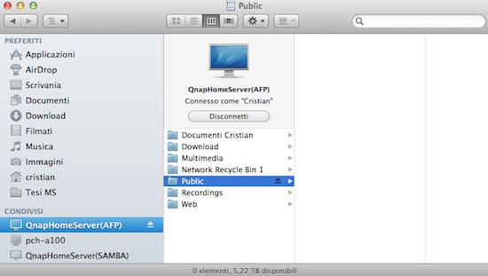 Qnap Finder - SlideToMac
