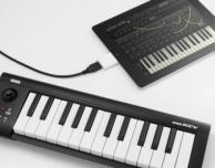 Korg lancia la nuova tastiera MIDI microKEY a 25 tasti, compatibile tanto con gli iDevice quanto con Mac OS X
