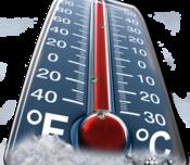 Temperature, informazioni sulle condizioni climatiche