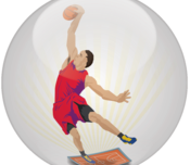 Basket 3D Sketcher for coach e Basket 3D Viewer: strategie ed esercizi d'allenamento per la pallacanestro