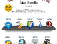 "Name Your Our Price, il Mac Bundle ""social like"" con 340 dollari in puro software!"