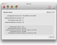 MacScan, software per la salvaguardia di dati e privacy, oggi in promozione