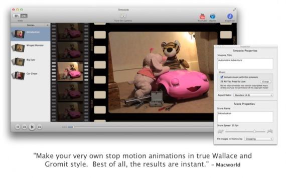 Smoovie Una Semplice App Per Creare Video In Stop Motion Mac