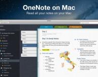Outline, l'app per leggere i documenti OneNote su Mac