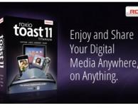 Toast 11 Titanium: Roxio mette in offerta uno dei migliori software di masterizzazione per Mac