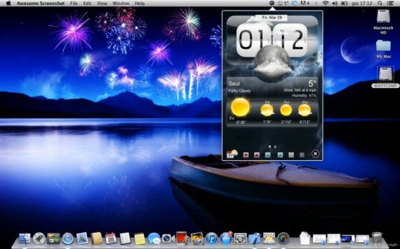 Weather Tab Pro Mac pic0