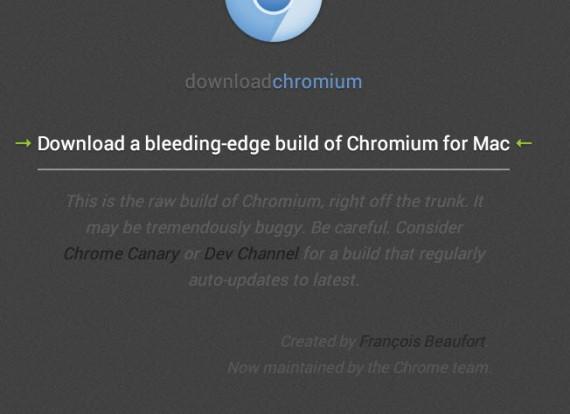 Chrome App Launcher in arrivo su Mac OS X!