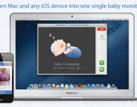 Baby Monitor 3G grazie ai dispositivi Apple