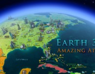 Earth 3D – Amazing Atlas: informazioni sul globo terrestre in grafica 3D
