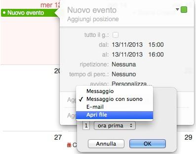 Apri Il Calendario.Calendario Evento Apri File Slidetomac