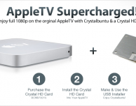 Perchè cambiare una Apple TV di prima generazione? XBMC media player al TOP