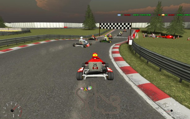 Giveaway of the week 20 copie gratuite per kart race - Image karting gratuite ...