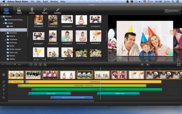 Download photoshow movie maker mac free online