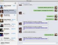 Come impostare la chat di Facebook nell'app Messaggi di OS X – Guida