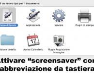 Come attivare lo screensaver con le abbreviazioni da tastiera – Guida