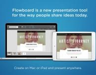 Flowboard – Presentation Software: per creare facilmente presentazioni scorrevoli professionali