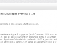 Apple rilascia OS X Yosemite Developer Preview 6