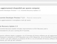 Apple rilascia OS X Yosemite Developer Preview 7