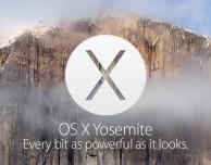 Apple rilascia OS X Yosemite Golden Master Candidate agli sviluppatori