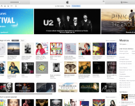 Apple inizia il roll-out del nuovo iTunes Store, aggiornato per OS X Yosemite