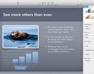 Apple aggiorna anche Numbers e Keynote