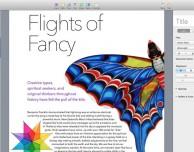 Pages 5.5 disponibile su Mac App Store