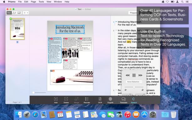 Prizmo 3.0 Mac pic0