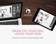Astropad: usiamo l'iPad come tavoletta grafica sul nostro Mac