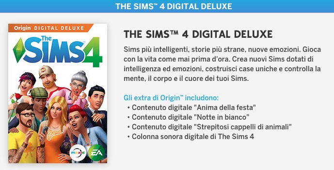 The Sims 4 Deluxe For Mac Multiprogramsys