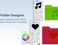 Folder Designer: creare cartelle personalizzate per Mac, oggi gratis