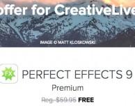 Perfect Effects 9 Premium Edition gratis per tutti, ma solo per un breve periodo