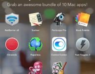 """""""The April Mac Bundle"""": 10 utili applicazioni per Mac a meno di 10 dollari"""