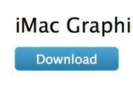 Apple rilascia un update grafico per alcuni modelli di iMac