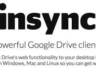 Come inserire Google Drive nel Finder del Mac con Insync Plus, ora gratis per poche ore!
