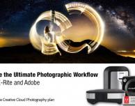 """Nuova offerta X-Rite e Adobe per chi sceglie """"ColorMunki Photo"""" oppure """"i1Photo Pro 2″"""