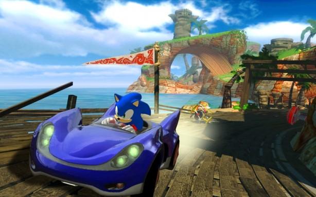 Sonic & SEGA All-Stars Racing Mac pic0