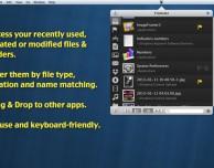 Trickster: elementi e file recenti nella barra dei menu, ora in offerta!