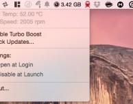Come migliorare la durata della batterie dei MacBook con Turbo Boost Switcher