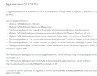 Apple rilascia Mac OS X Yosemite 10.10.4!