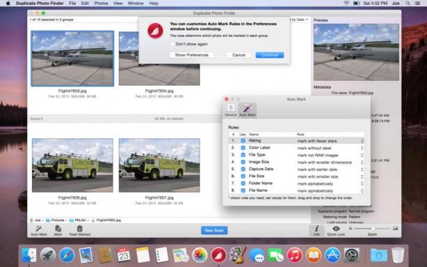 Duplicate Photo Finder Mac pic0
