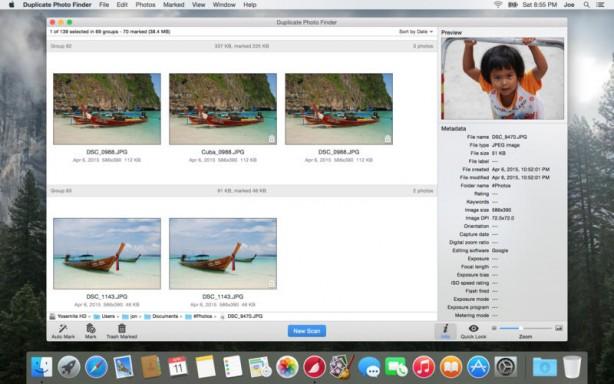 Duplicate Photo Finder Mac pic1