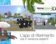 Home Design 3D Outdoor & Garden: crea il tuo personalissimo arredamento da esterno in 3D