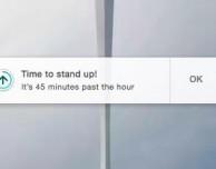 """Stand: un piccolo ma utile tool per Mac che emula """"alzati in piedi"""" di Apple Watch"""