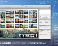 Social Collage Free: crea i tuoi collage preferiti prelevando le foto direttamente dal social network