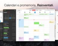 Fantastical 2 si aggiorna: ora è compatibile con OS X El Capitan