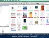 Comprimere, dividere, convertire PDF con PDF Manager Ultimate, ora in sconto
