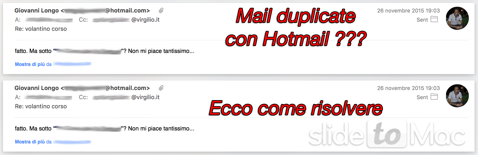 SCARICA POSTA HOTMAIL SU IPHONE