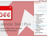 Calendar 366 Plus: alternativa economica a Fantastical